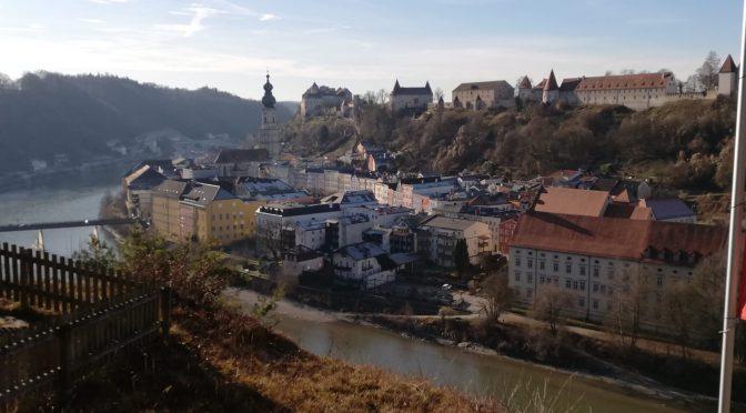 Stadl-Uni Exkursion nach Burghausen