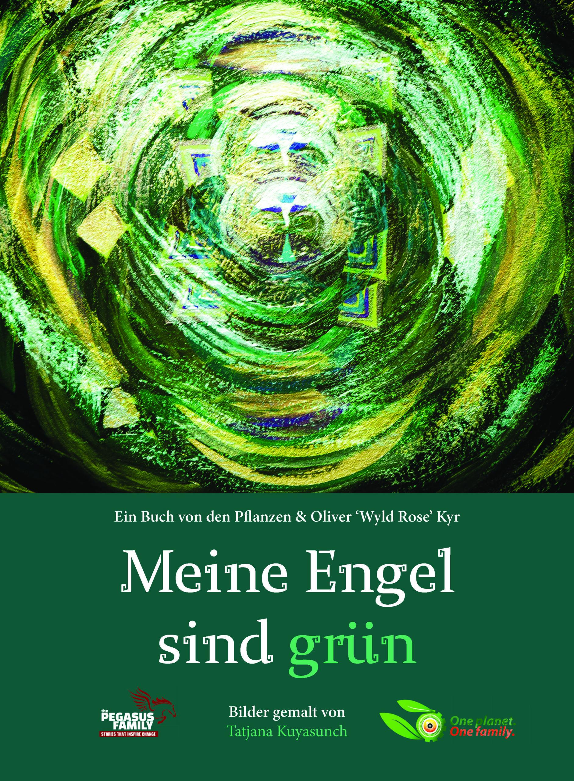 Meine Engel sind grün